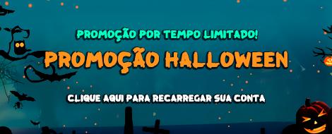 Promoção Halloween 2020.
