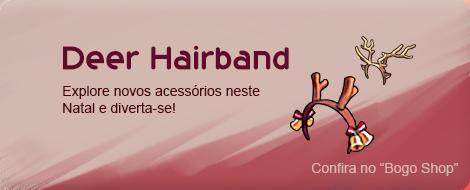 Deer Hairband no Bogo Shop