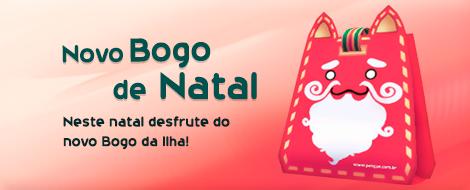 Bogo Vermelho de Natal na Raspadinha da Sorte