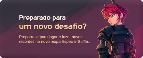 Novo mapa Special Shuffle