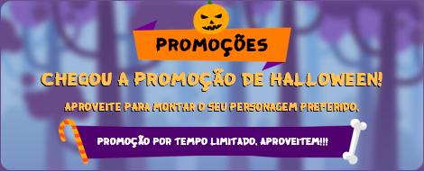 Promoção Halloween 2021