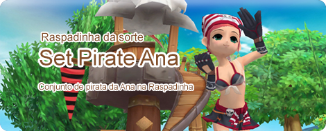 Set Pirate da Ana na Raspadinha