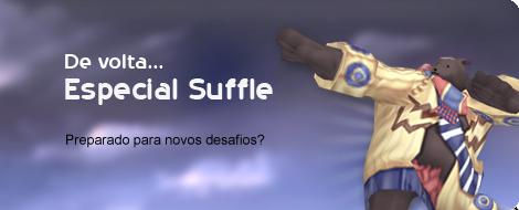 De volta Especial Suffle