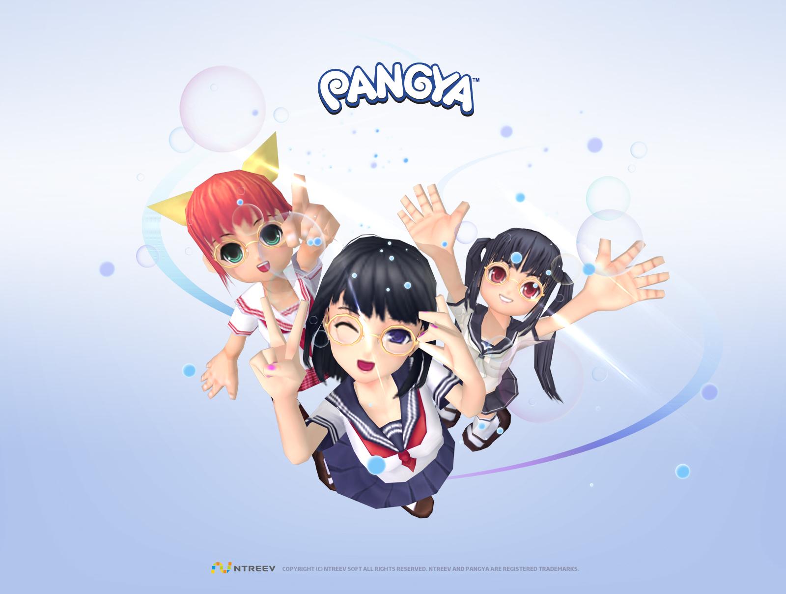PANGYA BRASIL - Um novo mundo online de diversão e fantasia